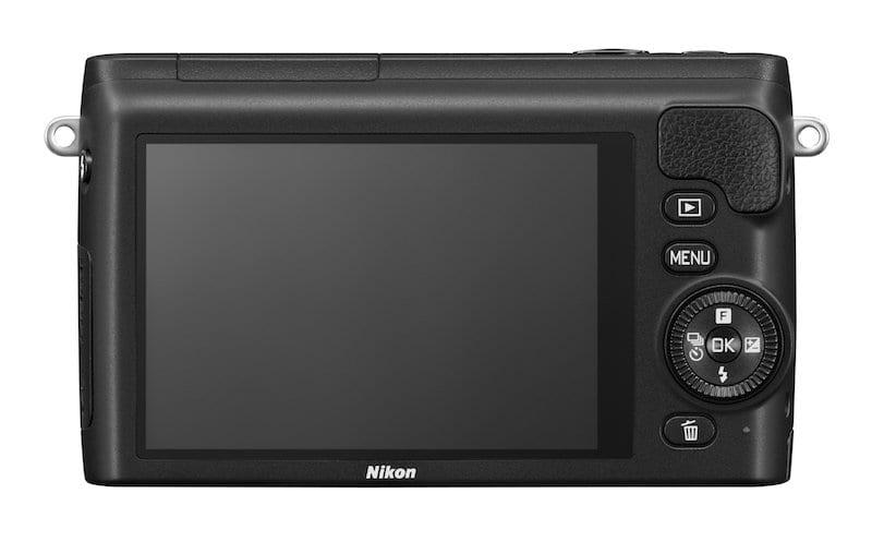 Nikon 1 S2 Rückseite