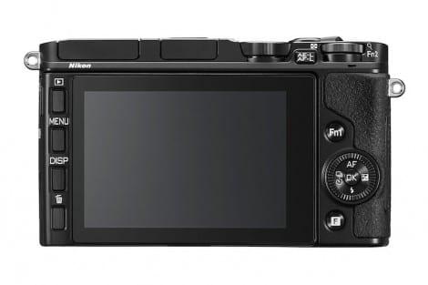 Nikon 1 V3 Rückseite