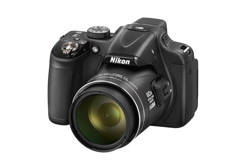 Nikon Coolpix P600 1