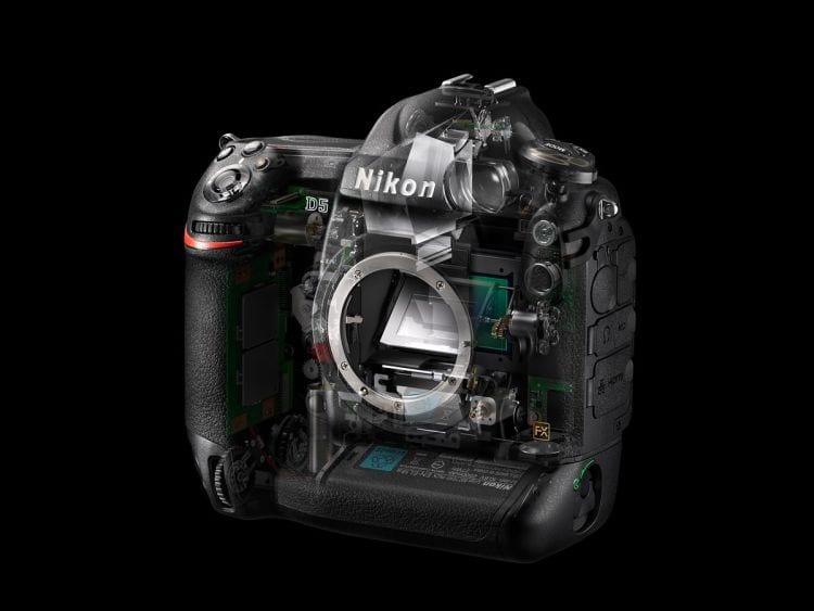 Nikon D5 1