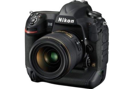 Nikon D5 4
