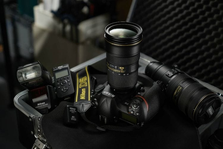 Nikon: Präsentation von neuer High-End-DSLR Anfang 2019