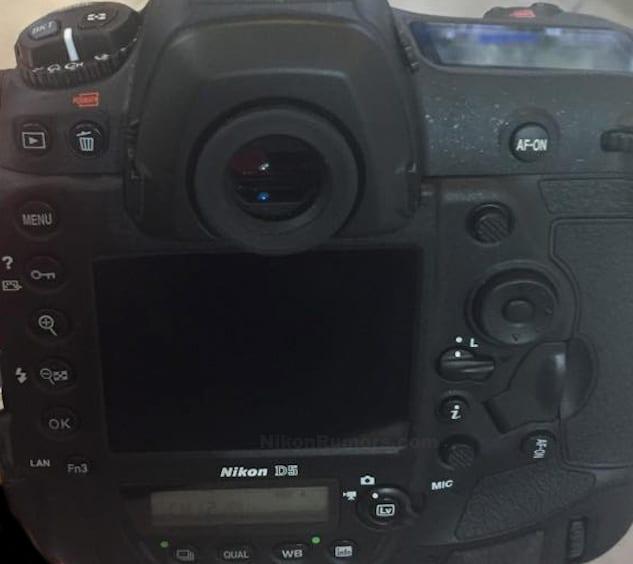 Nikon D5 Leak Bild 5