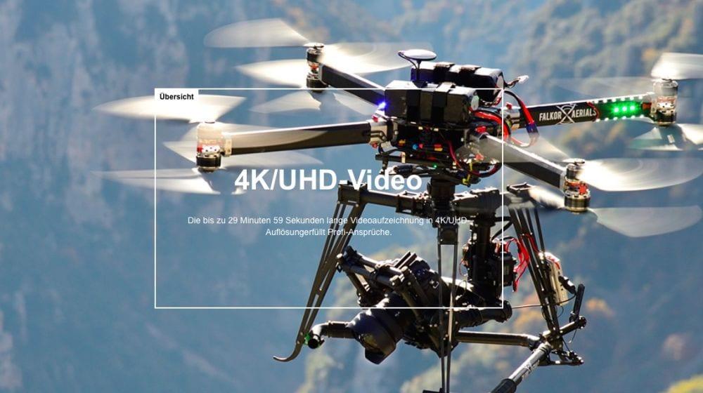 Nikon D500 4K 30 Minuten
