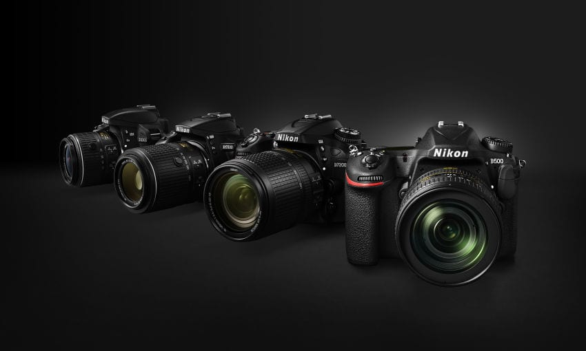 Nikon D500 APS-C-Kameras
