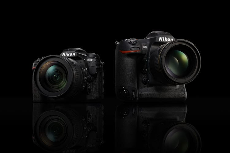 Nikon D500 und Nikon D5