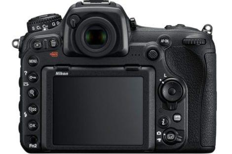 Nikon D500 Rückseite