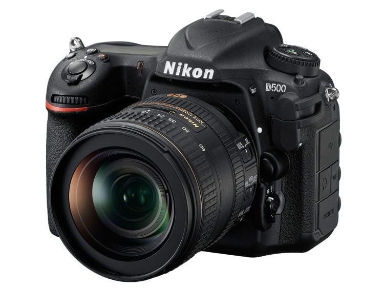 Bild der Nikon D500
