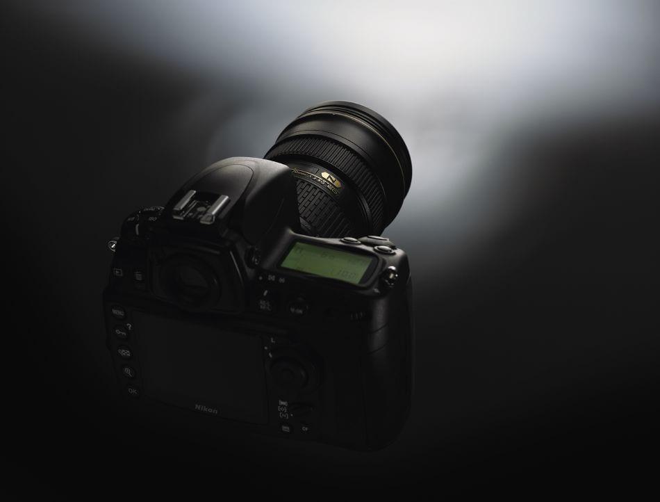 Nikon arbeitet ebenfalls an einer High-Megapixel-Kamera ...