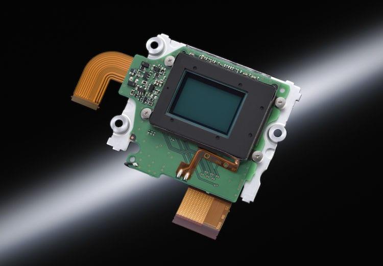 Nikon D7200 Sensor