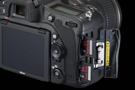 Nikon D750_DoubleSlot