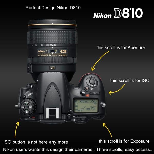Nikon-D810-DSLR-camera