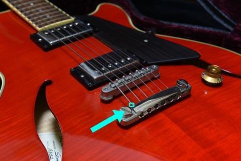 Nikon D810 Gitarre