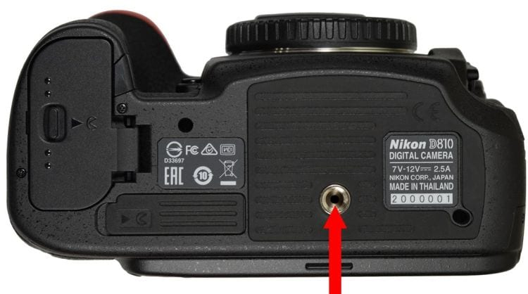 Nikon D810 Problem