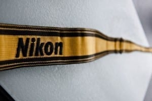Nikon Logo | Luke Hayfield