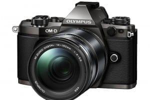 Olympus OM-D E-M5 Mark II Titan