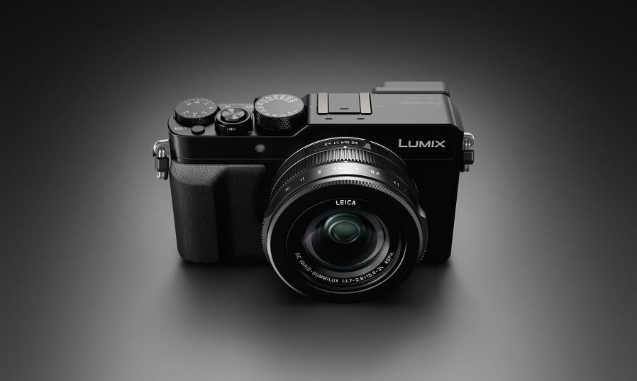 Panasonic Lumix 100 Kompaktkamera