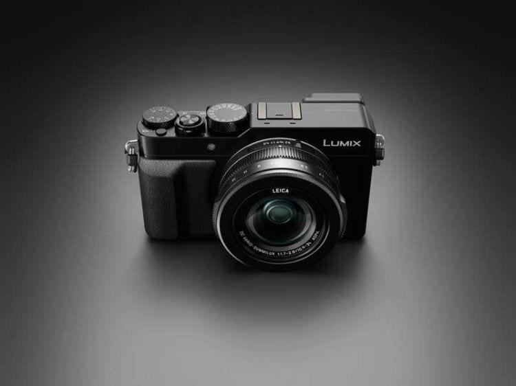 Die Panasonic LX100 - eine der besten Kompaktkameras auf dem Markt.