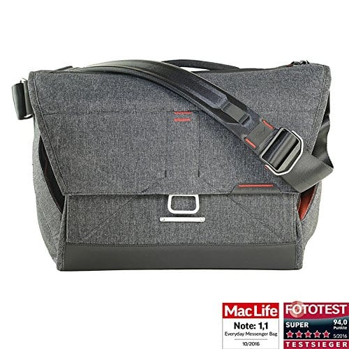 peak-design-everyday-messenger-bag-15-charcoal-schultertasche-fototasche-fuer-1-dslr-kamera-2-3-objektive-1-15-zoll-notebook-1-stativ-und-zubehoer-dunkelgrau