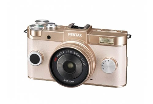 Pentax-Q2-mirrorless-camera-gold