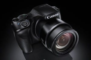 PowerShot SX520 HS Beauty Black