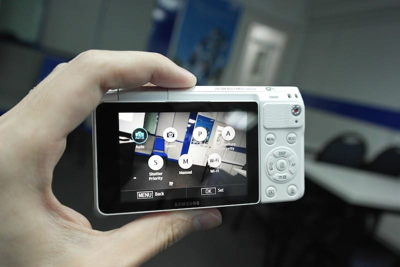Samsung NX Mini geleakt 5