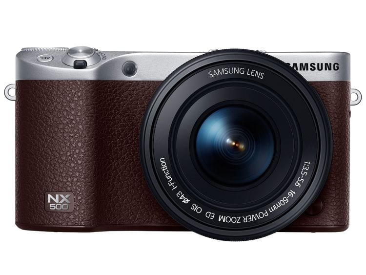 Samsung NX500 2