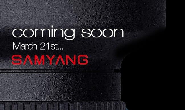 Samyang Teaser