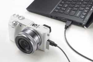 Sony A6000 weiß