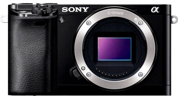 Sony A6100 Bild