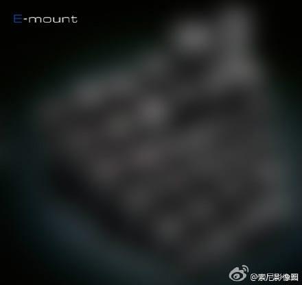 Sony A6100 Teaser 1
