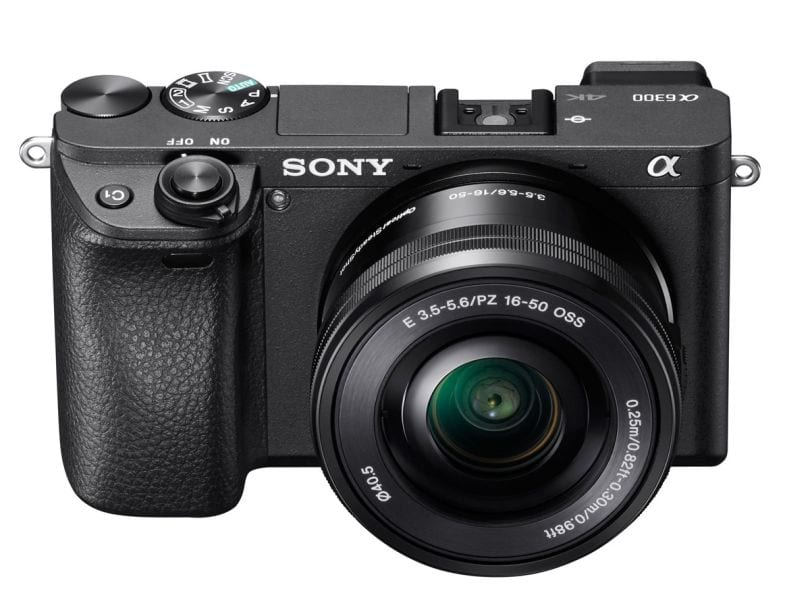 Sony A6300 offiziell 1
