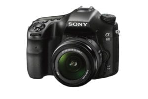 Sony A68 1