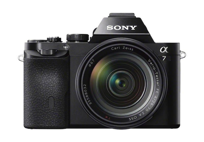 Sony A7 Front