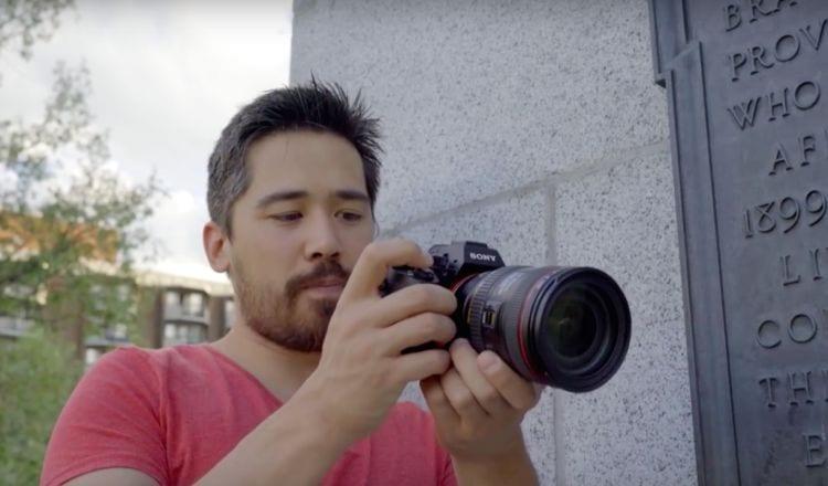 Sony A7r II CameraStoreTV