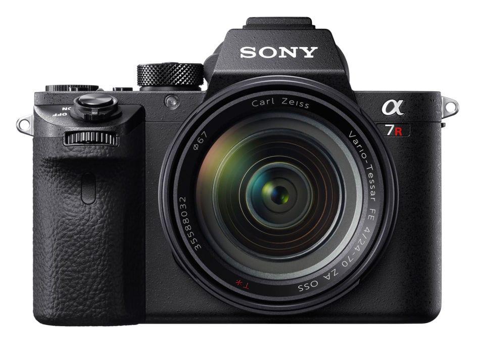 Sony A7r II offiziell