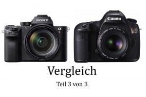 Sony A7r II vs. Canon EOS 5DS Vergleich 3