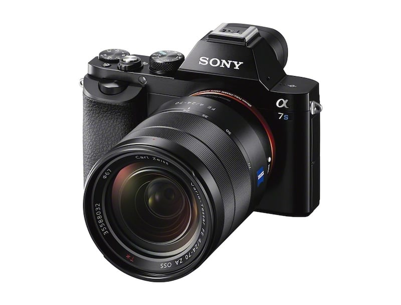 Sony A7s 2
