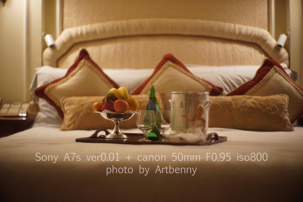 Sony A7s ISO Benny 2