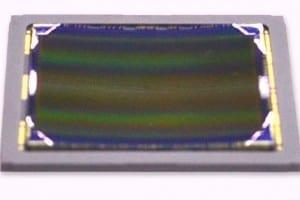 Sony gebogener Sensor 1