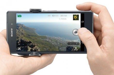 Sony ILCE-QX1 Leak