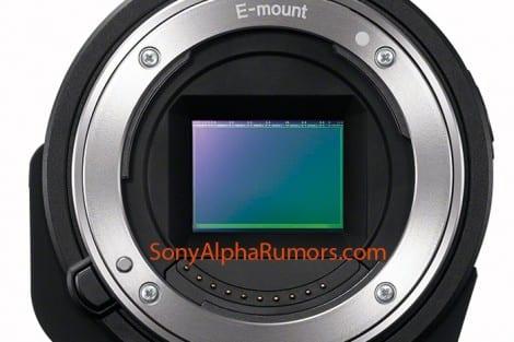 Sony ILCE-QX1 Leak 9