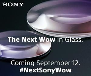 Sony Objektive Teaser