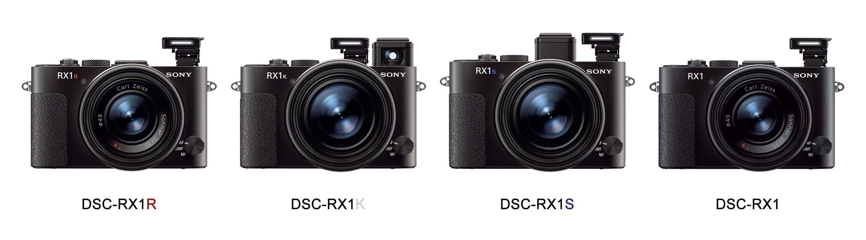 Sony RX Kameras 1
