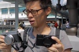 Sony RX100 III Fuji X30 DigitalRev