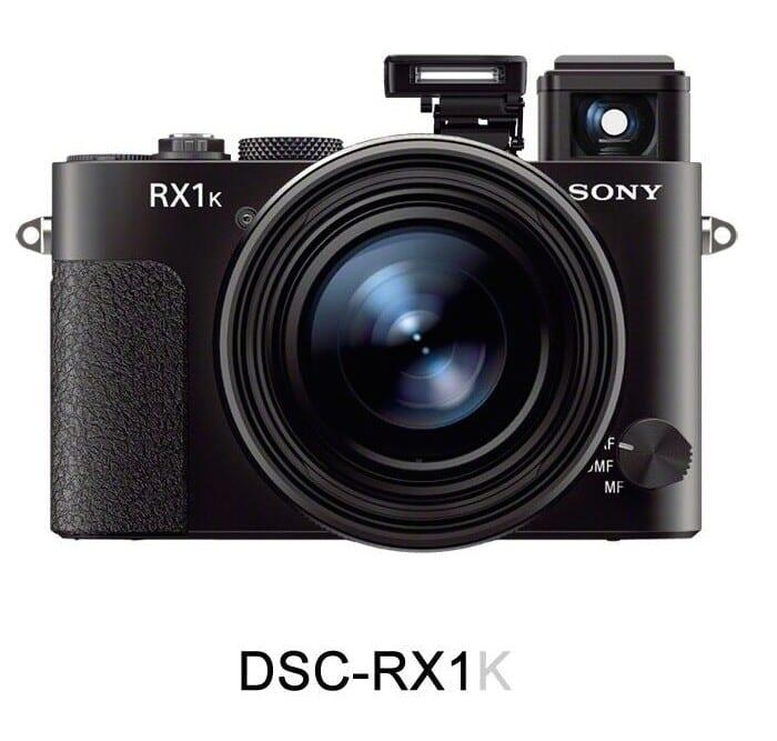 Sony RX1K Leak
