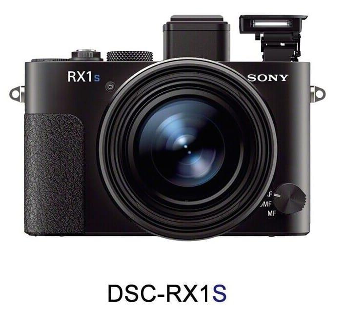 Sony RX1S Leak