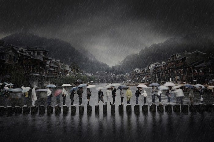 © Li Chen, China, 2014 Sony World Photography Awards